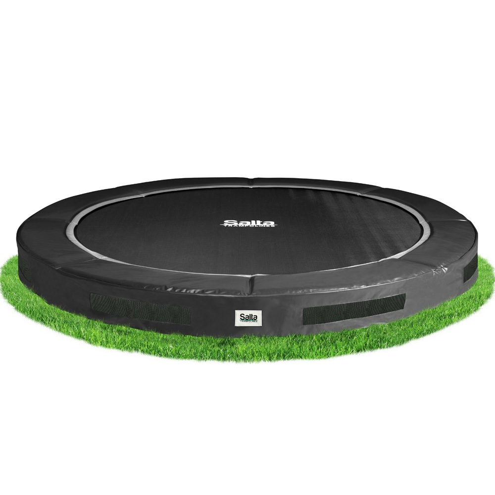 Salta Excellent Ground Trampoline 305 cm Zwart